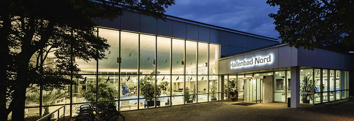 Hallenbad Nord Stadtwerke Tubingen