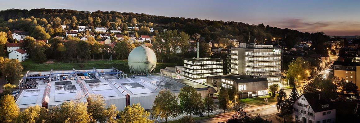... beweisen fünf Sportstudenten aus Tübingen. Bild: SN/Haimerl
